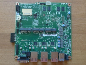 PC Engines APU3c2 System Board with 2GB RAM