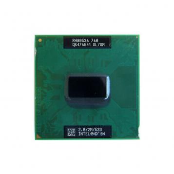 Intel Pentium M 760 2.0Ghz CPU - OEM