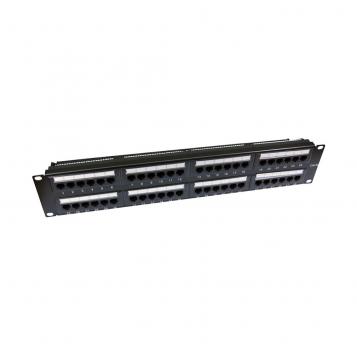 LinITX Pro Series 48 Port Cat5e Patch Panel - UT-899248
