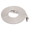 LinITX Pro Series Flat Cat7 RJ45 UTP Ethernet Patch Cable 5m Grey