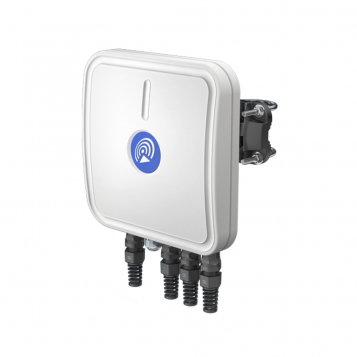 QuWireless IP67 Outdoor Enclosure For RUT240 With Embedded PoE Switch - C240SM