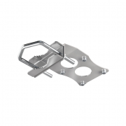 QuWireless Stainless Steel Mounting Kit For QuSpot Antennas - MQUS1