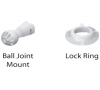 Ubiquiti REFURBISHED - Lock Ring and Ball Joint Mount for 19dBi Nanobeam
