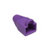 LinITX RJ45 Connector Snagless Boot - Violet