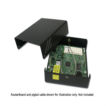 LinITX RouterBOARD 711 Indoor Case