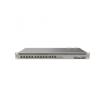 MikroTik RouterBoard 1100AHx4 Dude Edition Router RB1100AHx4 DUDE (RouterOS L6, UK PSU)