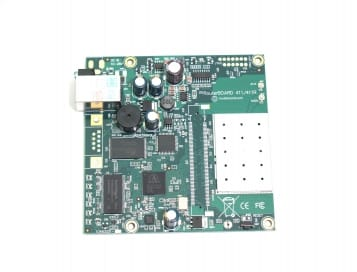 MikroTik RouterBoard 411R with RouterOS Level 3