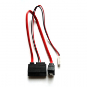 SATA Data + Power Cable for the APU System Board