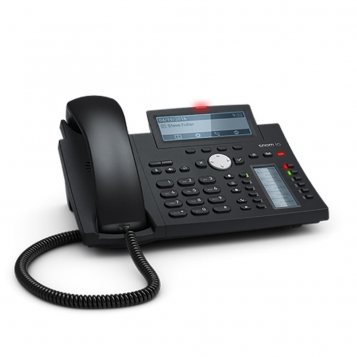 SNOM VOIP Corded Desk Phone D345
