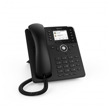 SNOM VOIP Corded Desk Phone D735