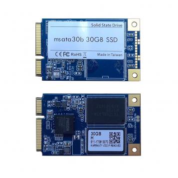 Dual SSD M-Sata 30GB MLC Phison