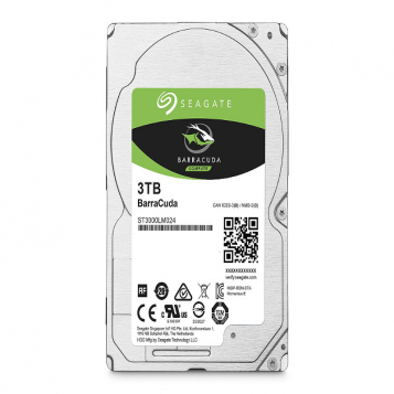 Seagate Barracuda 3TB 2.5 Hard Drive