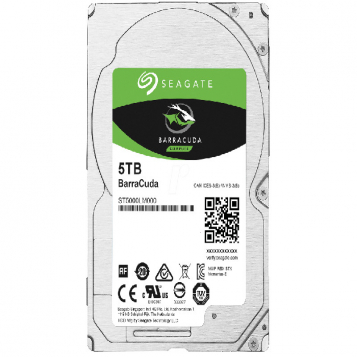 Seagate Barracuda 2TB 2.5 Hard Drive