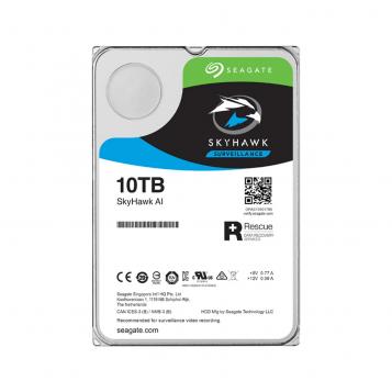 """Seagate Skyhawk 3.5"""" 10TB Surveilance Hard Drive HDD - ST10000VE0008"""