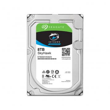 "Seagate Skyhawk 3.5"" 8TB Surveilance Hard Drive HDD - ST8000VX0023"