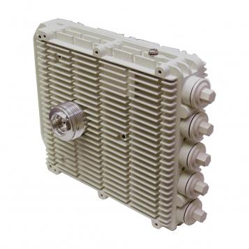 Siklu EtherHaul 80GHz E-Band PtP Point to Point Radio 1Ft Dish KIT 10GBps FDD - EH-8010FX-ODU-1FT-KIT