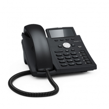 Snom VOIP Corded Desk Phone D305
