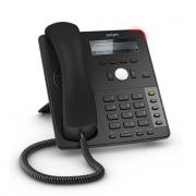 Snom VOIP Corded Desk Phone D712