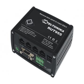 OPEN BOX Teltonika RUT955 Dual-Sim 3G 4G LTE WiFi Router