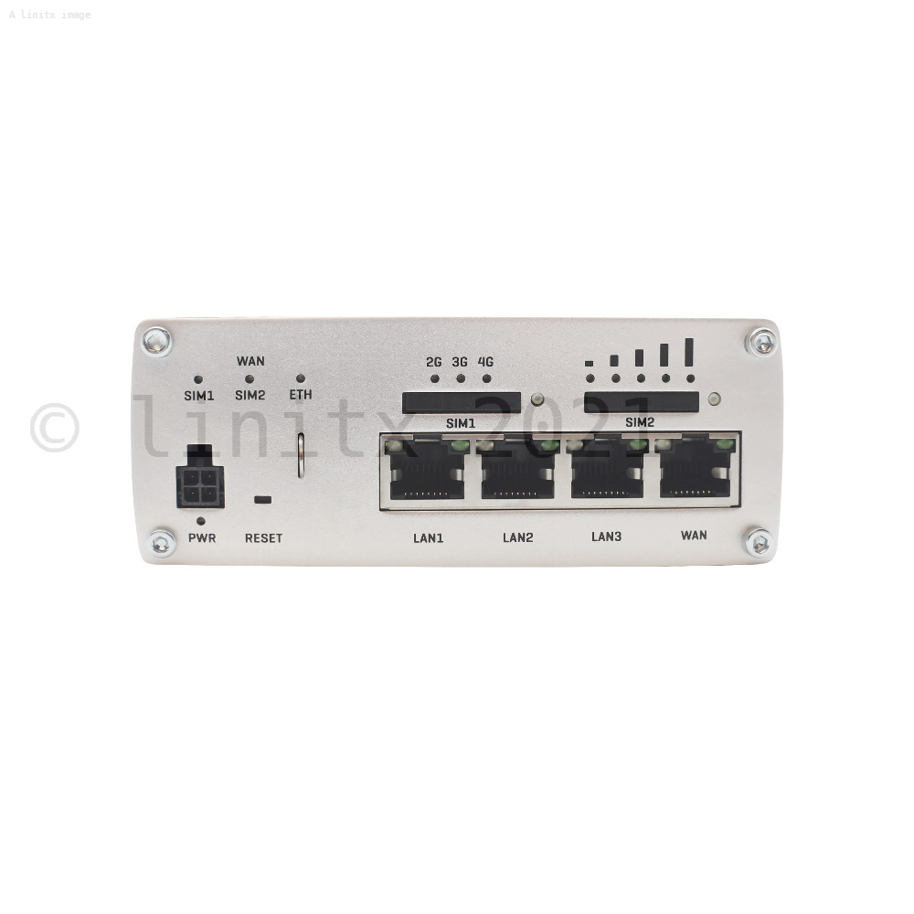 Teltonika RUTX09 LTE Cat 6 WiFi Router - LinITX com - Buy
