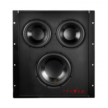 "TruAudio 8"" In-Wall 250 Watt Subwoofer - TRUNAMI-SUB"