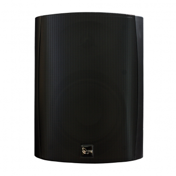 "TruAudio OL Series 6.5"" 2-Way Outdoor 70V/100V Garden Speaker – OL-70V-6BK"
