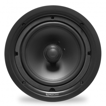 TruAudio Phantom Series 8″ 2-Way In-Ceiling Outdoor Speaker PP-8
