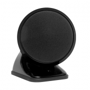 """TruAudio Professional Surround Sound Satellite Dual 3"""" Speaker - SAT3-BK"""