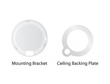 UAP Plastic Ceiling Mount