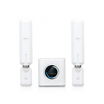 Ubiquiti AmpliFi HD Home Mesh WiFi Kit - AFI-HD-UK (UK Version, Original Design)