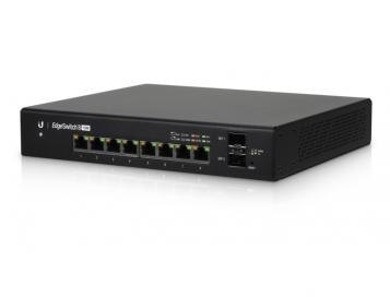 Ubiquiti EdgeMAX Edgeswitch 8 Port PoE Network Switch ES-8-150W