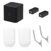 Ubiquiti Plug and Play Outdoor Home WiFi Extension Kit