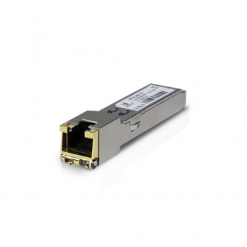 Ubiquiti RJ45 to SFP Transceiver Module - UF-RJ45-1G