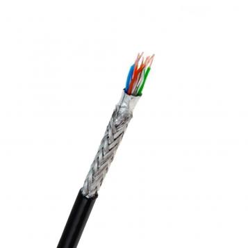 Ubiquiti TOUGHCable Carrier Outdoor Shielded Cat5e Ethernet Cable - Per Metre