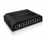 Ubiquiti ToughSwitch PRO 8 Port Gigabit Network Switch 24V/48V Passive PoE TS-8-PRO