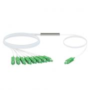 Ubiquiti UFiber SC/APC to SC/APC PLC splitter - UF-SPLITTER-8