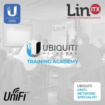 LinITX Ubiquiti UNS NS1121 UniFi Network Specialist Course - 25th November 2021