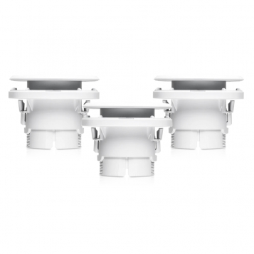Ubiquiti UVC-G3-FLEX 3 pack Camera Ceiling Mount Accessory- UVC-G3-F-C-3