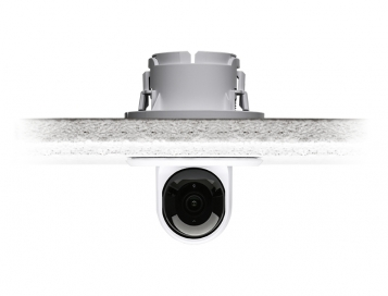 Ubiquiti UVC-G3-FLEX Camera Ceiling Mount Accessory - UVC-G3-F-C