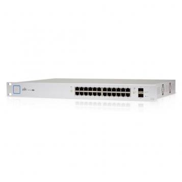 Ubiquiti UniFi 24 Port 250W PoE Gigabit Network Switch US-24-250W