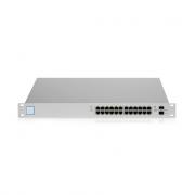 Ubiquiti UniFi 24 Port 500W PoE Gigabit Network Switch - US-24-500W