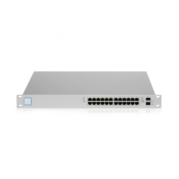 Ubiquiti UniFi 24 Port 500W PoE Gigabit Network Switch - US-24-500W