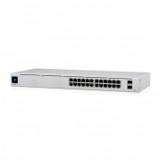 Ubiquiti UniFi 24 Port PoE+ Gen2 Gigabit Network Switch - USW-24-POE