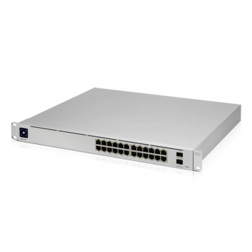 Ubiquiti UniFi 24 Port  PoE++ Gen2 Pro Gigabit Network Switch - USW-Pro-24-POE