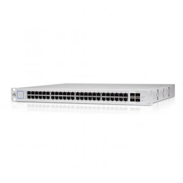 Ubiquiti UniFi 48 Port 500W PoE Gigabit Network Switch US-48-500W