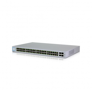 Ubiquiti UniFi 48 Port Gigabit Network Switch US-48 (Non-PoE)