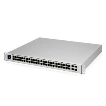 Ubiquiti UniFi 48 Port PoE++ Gen2 Pro Gigabit Network Switch - USW-Pro-48-POE