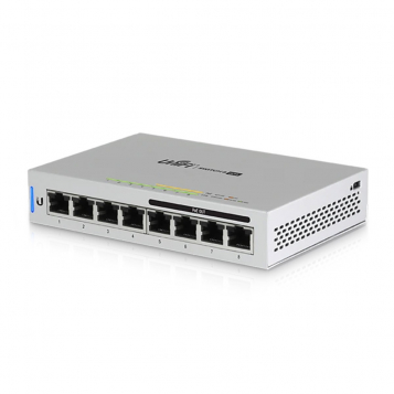 Ubiquiti UniFi 8 Port 60W PoE Gigabit Network Switch US-8-60W