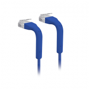 Ubiquiti UniFi Ethernet Patch Cable Blue 22cm - UC-Patch-RJ45-BL