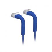 Ubiquiti UniFi Ethernet Patch Cable Blue 0.3M - UC-Patch-0.3M-RJ45-BL